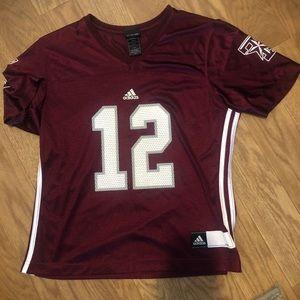 Texas A&M #12 Jersey